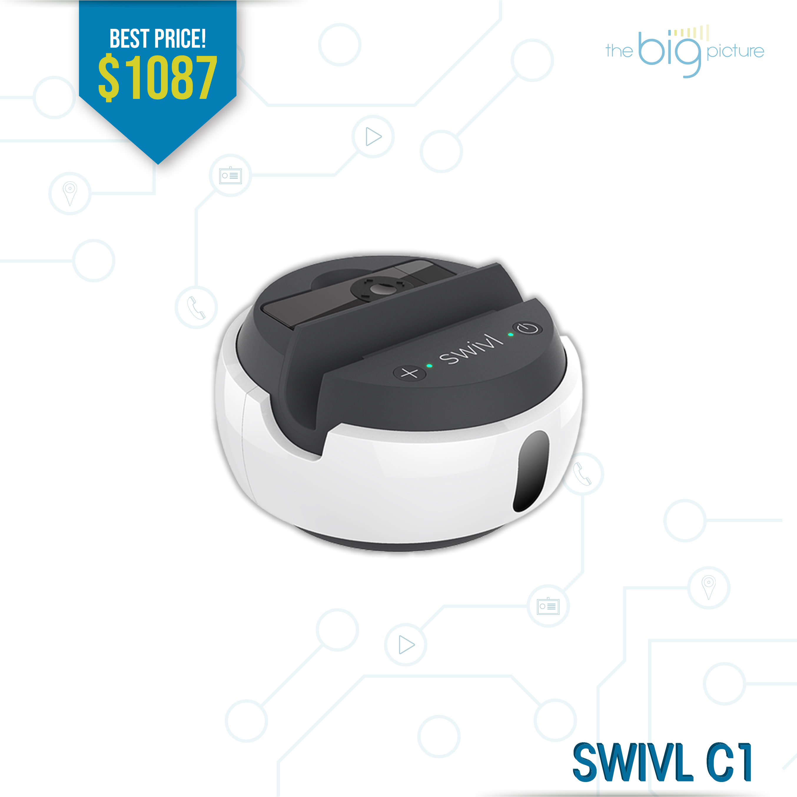 A set of products for SWIVL C1