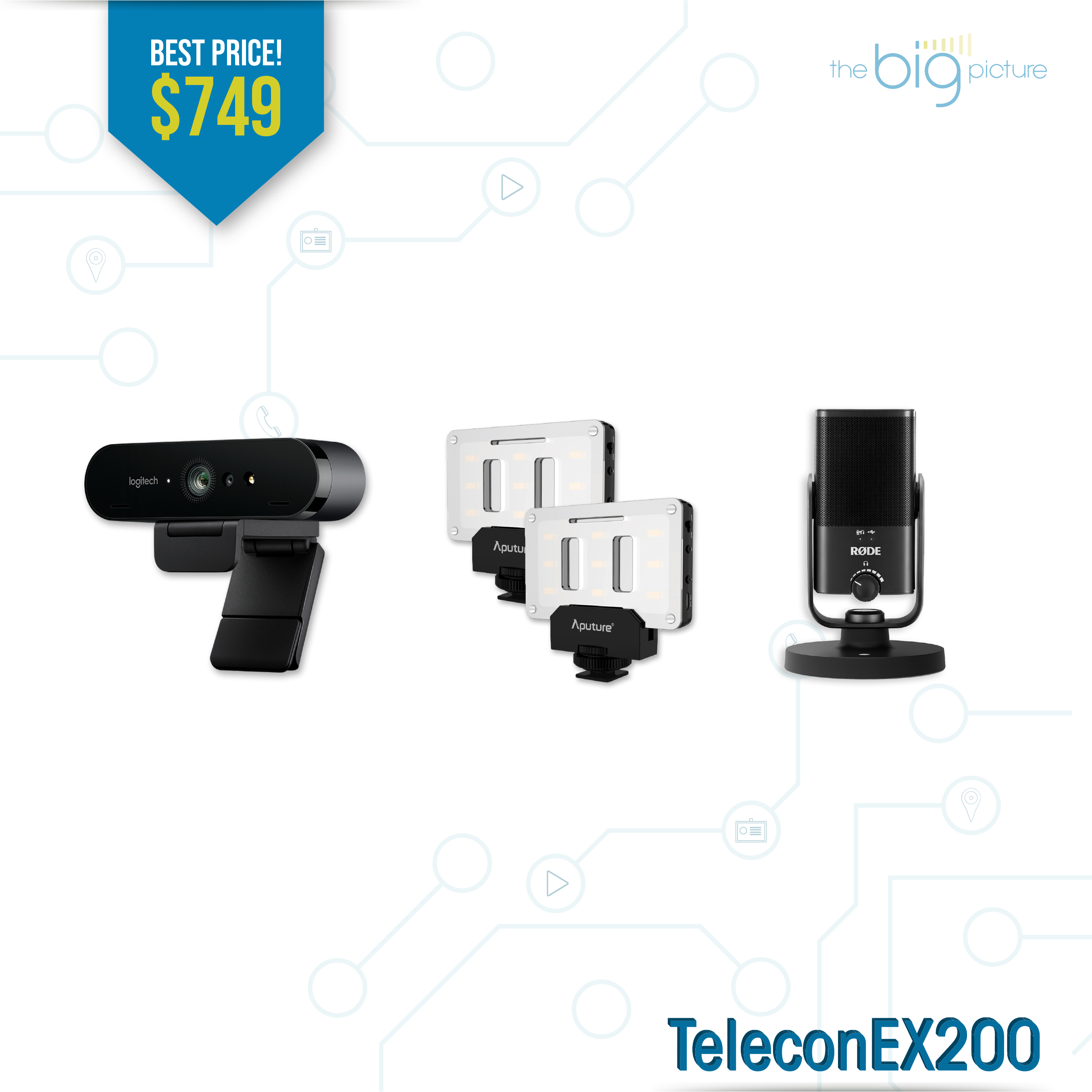 A set of products for TeleconEx200