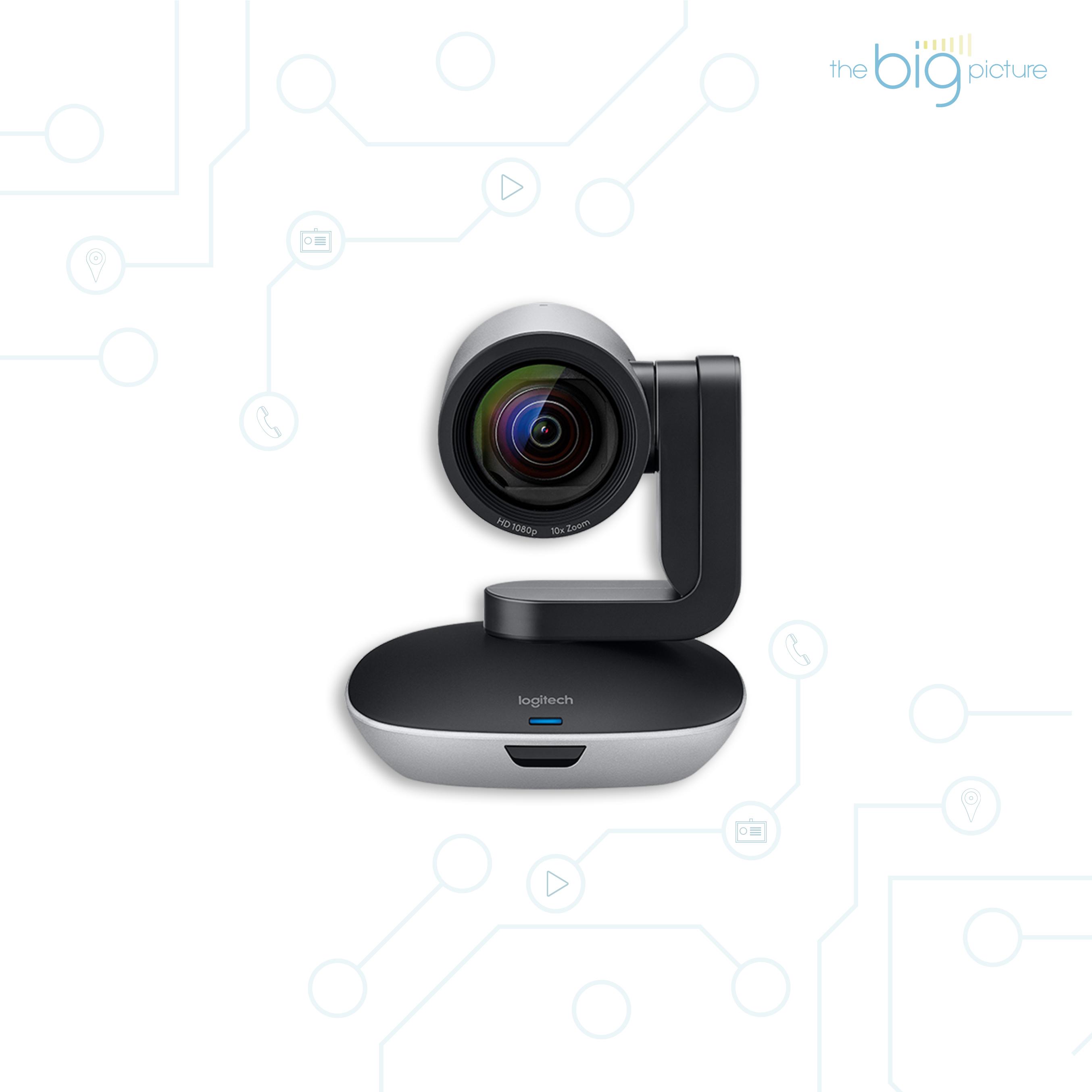 Logitech PTZ Pro Camera v2 - HD 1080p video camera.