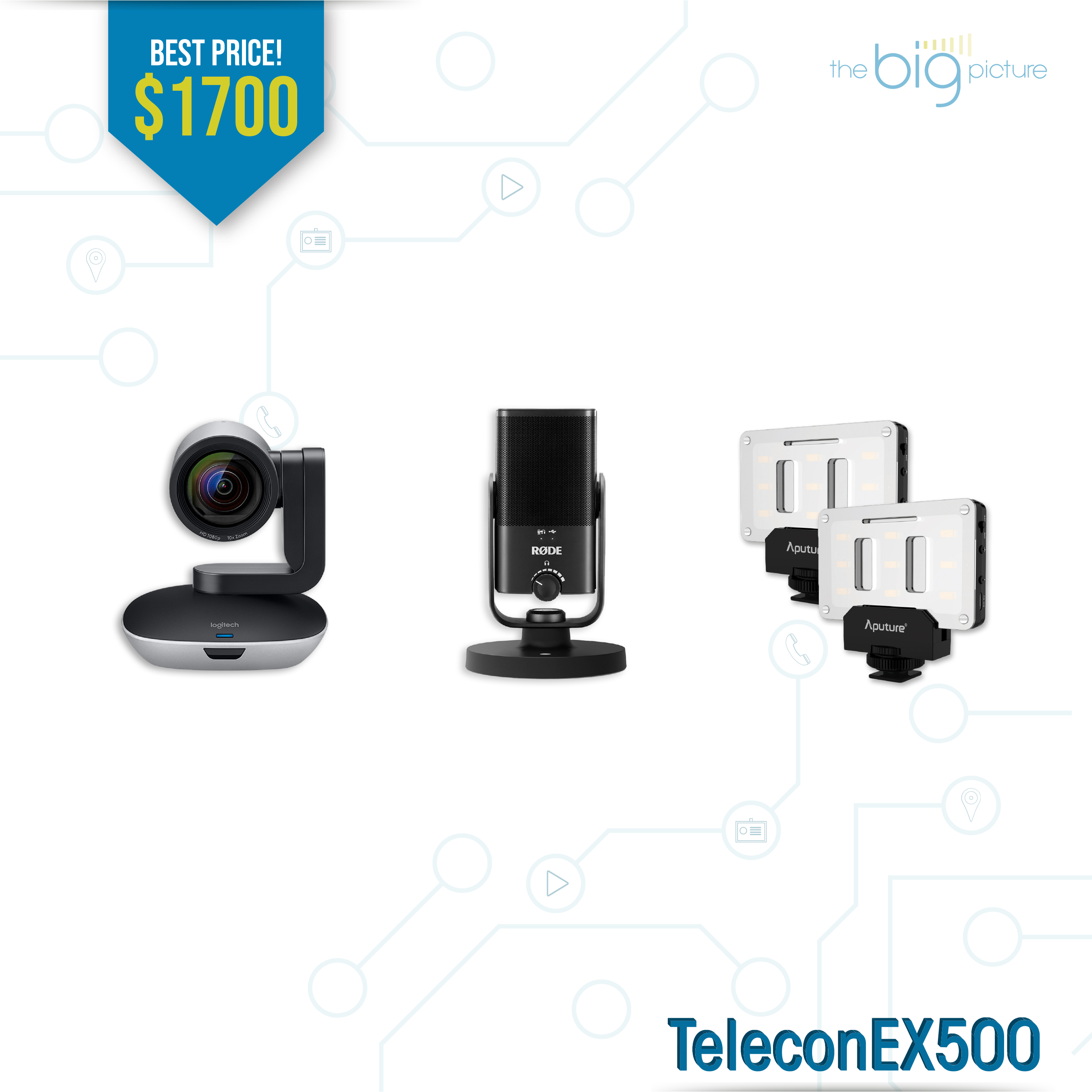 A set of products for TeleconEx500
