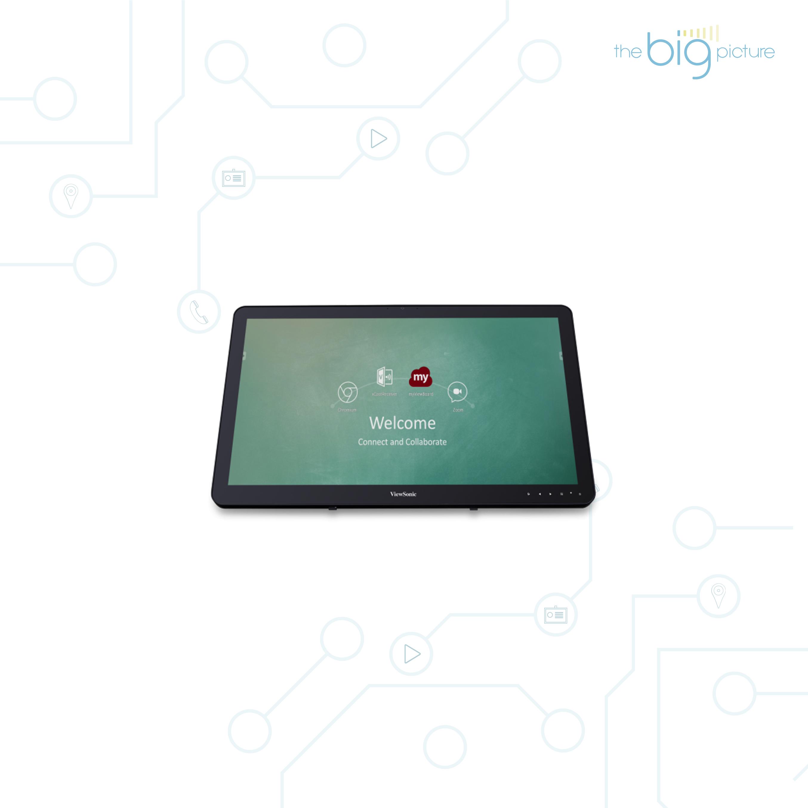 Viewsonic IFP2410 smart display