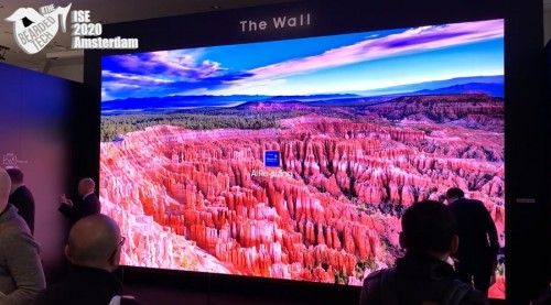 Samsung The Wall is taking display technology beyond LCD, LED and OLED.