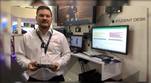 Lightware introduces their new AV over IP Solutions!