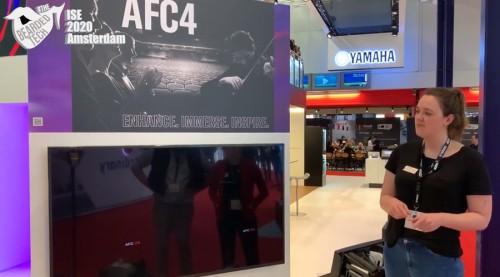 Yamaha AFC4 (Active Field Control)